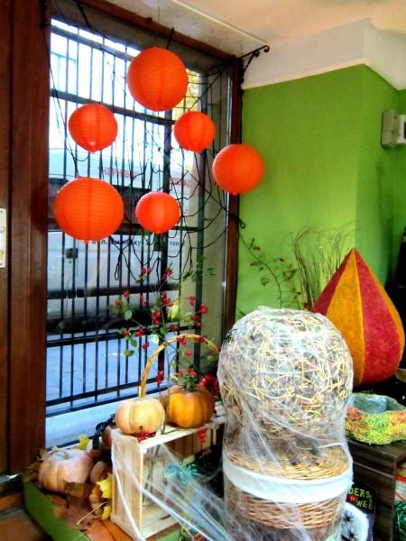 Хэллоуин или Праздник Тыквы в нашем магазине